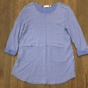 Habitat M striped tunic